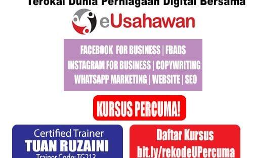 antara certified trainer eusahawan